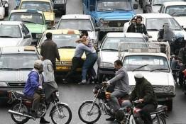 چرایی کم طاقتی و خشونت شهروندان تهرانی