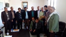 منتهی شدن اختلاف درون طایفه ای در شهرستان فاریاب استان کرمان به صلح و سازش